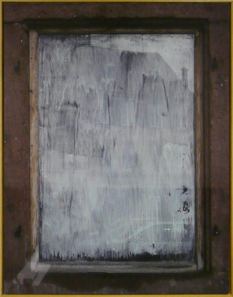 """Philippe Gronon, """"""""Vitrine, Sélestat"""" A"""", 2003 - photographie argentique couleur, tirage Cibachrome contrecollé sur aluminium - n°2/3 - Collection Géotec, achat 2007"""